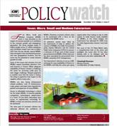 MSME Policy Watch: December 2012