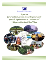 Report on Career and Educational Counselling to students from the deprived sector at Cuddalore and Villupuram District of Tamil Nadu