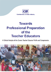 Towards Professional Preparation of the Teacher Educators