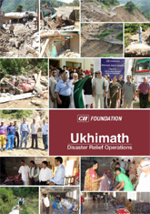 Ukhimath Disaster Relief Operations