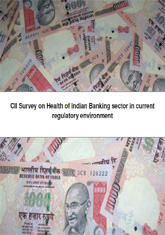 CII Survey on Health of Indian Banking Sector in Current Regulatory Environment