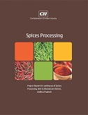 Project Report for setting up Spices Processing Unit in Khammam District, Andhra Pradesh