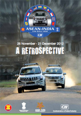 ASEAN-INDIA CAR RALLY 2012: A RETROSPECTIVE