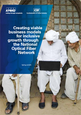 Creating viable business models for inclusive growth through the National Optical Fibre Network