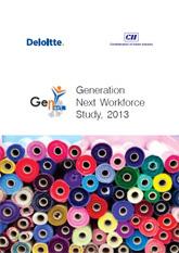 CII-Deloitte Gen Next Workforce Study, 2013
