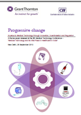 Progressive Change: Impetus to Medical Technology through Innovation, Incentivisation and Regulation
