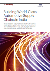 Building World-Class Automotive Supply Chains in India