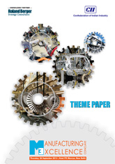 Manufacturing Excellence Conclave Theme Paper