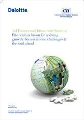 Financial Inclusion for Reviving Growth: Success Stories, Challenges & the Road Ahead