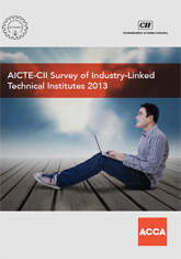 AICTE-CII Survey of Industry-Linked Technical Institutes 2013