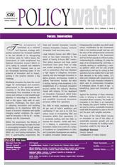 Innovation Policy Watch: November 2013