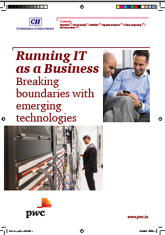 Running IT as a Business: Breaking boundaries with emerging technologies