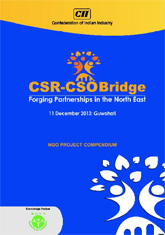 NGO Project Compendium: CSR-CSO Bridge - Forging Partnerships in the North East