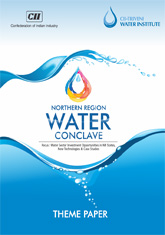 Northern Region Water Conclave 2013: Water Sector Investment Opportunities in NR States