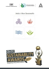 India's Most Sustainable: CII-ITC Sustainability Awards 2013