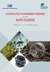 Report on Cluster Level IP Awareness Program for Auto Cluster