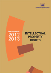 Annual Report (2012-13) on CII National Initiatives in Intellectual Property Rights