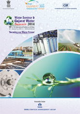 Securing our Water Future – Report Released at the Water Seminar & 5th Gujarat Water Summit 2014