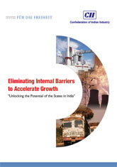 Eliminating Internal Barriers to Accelerate Growth: Unlocking the Potential of the States in India