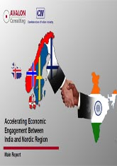 Accelerating Economic Engagement Between India and Nordic Region