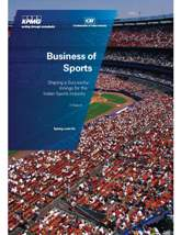 Business of Sports: Shaping a Successful Innings for the Indian Sports Industry