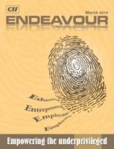 Endeavour March 2014