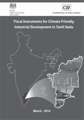 Fiscal Instruments for Climate Friendly Industrial Development in Tamil Nadu