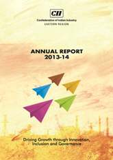 CII Eastern Region Annual Report (2013 - 14)