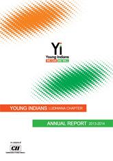 Yi Ludhiana Chapter Annual Report (2013-14)