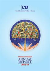 Madhya Pradesh Annual Report (2013-14)