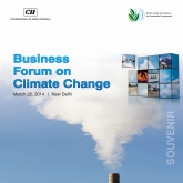 Business Forum on Climate Change 2014