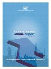 CII Chhattisgarh State Annual Report (2013 - 14)