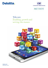 Telecom: Enabling Growth and Serving the Masses