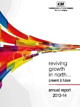 CII Northern Region Annual Report 2013-14