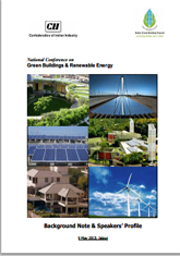 Publication on Green Buildings & Renewable Energy