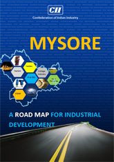 A Road Map for Industrial Development of Mysore