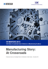 Manufacturing Story: At Crossroads