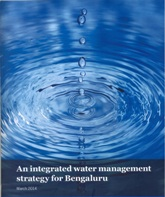 An integrated water management strategy for Bengaluru