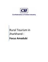 Rural Tourism in Jharkhand: Focus Amadubi