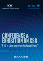 'A Call to Action Towards Conscious Competitiveness' - Dossier on Conference & Exhibition on CSR