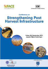 Strengthening Post Harvest Infrastructure