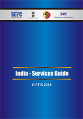 India-Services Guide – CIFTIS 2014
