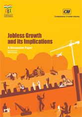 Jobless Growth and its Implications: A Discussion Paper