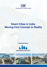 Smart Cities in India: Moving from Concept to Reality