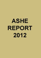 ASHE 2012: Annual Status of Higher Education in States and Union Territories