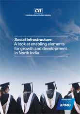 Social Infrastructure: A look at enabling elements for growth and development in North India