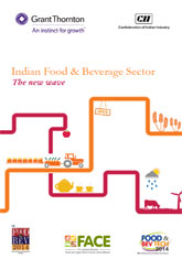 Report on 'Indian Food & Beverage Sector: The new wave'
