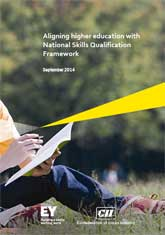 Aligning Higher Education with National Skills Qualification Framework