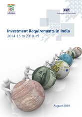 Investment Requirements in India: 2014-15 to 2018-19