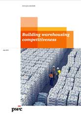 CII-PwC Report on Building Warehousing Competitiveness